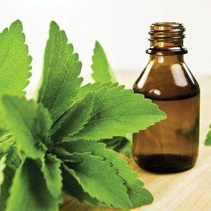 természetes édesítőszerek - stevia