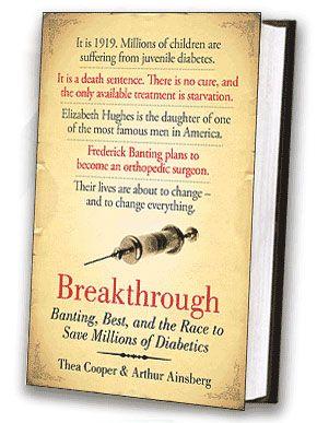 Az inzulin felfedezésének kalandos története