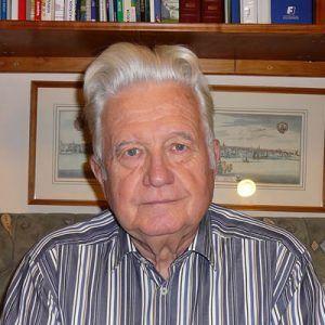 Dr. Fövényi József orvos-főszerkesztő