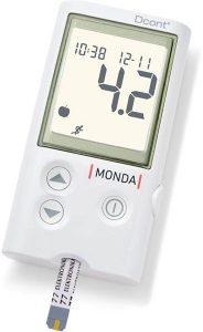 magyarul beszélő vércukormérő - Dcont MONDA