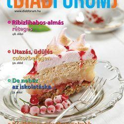 DiabFórum magazin 2013/3 - Ribizlihabos-almás réteges