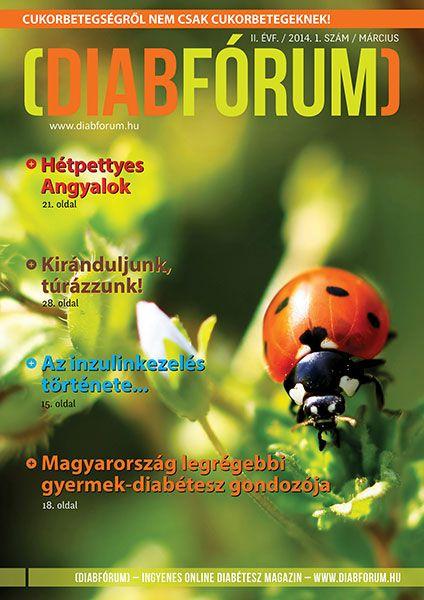 DiabFórum magazin 2014/1 - Hétpettyes Angyalok