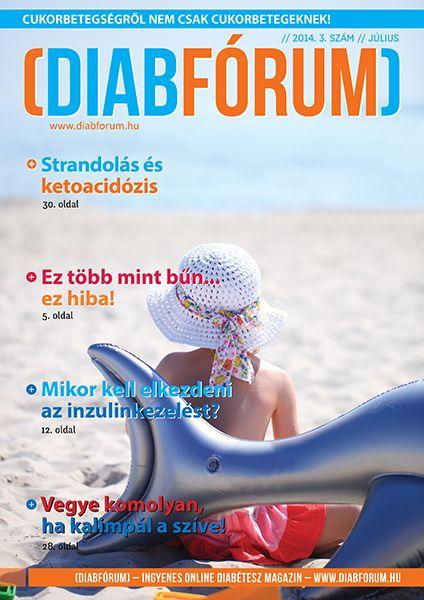 DiabFórum magazin 2014/3 - Strandolás és ketoacidózis