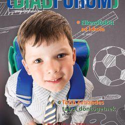 DiabFórum magazin 2014/4 - Elkezdődött az iskola
