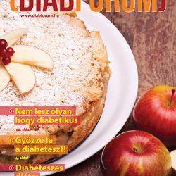 Diabfórum 2016/2 - Nem lesz olyan, hogy diabetikus