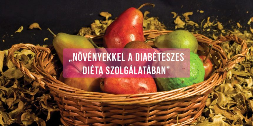 diabéteszes diéta - dió és körte