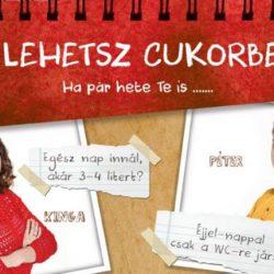 Szurikáta kampány - Te is lehetsz cukorbeteg!
