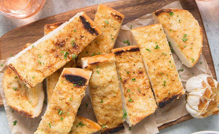 Antipasto aglio