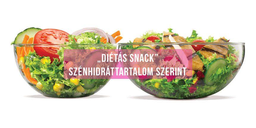 Diétás snack