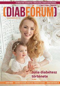 DiabFórum magazin 2018/1 - Júlia diabétesz története