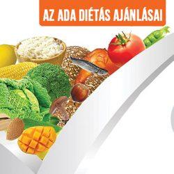 Az ADA diétás ajánlásai - diétás útmutatás