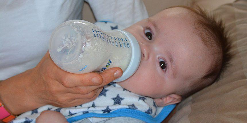csecsemőkori tehéntej fogyasztás