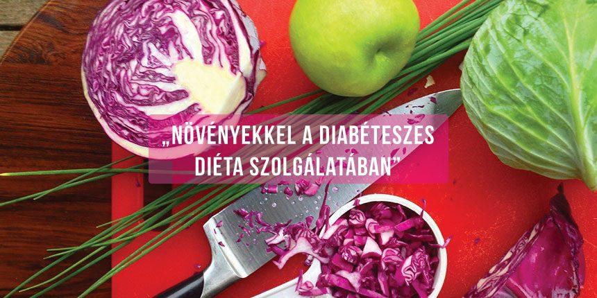 Növényekkel a diabéteszes diéta szolgálatában – alma, káposzta