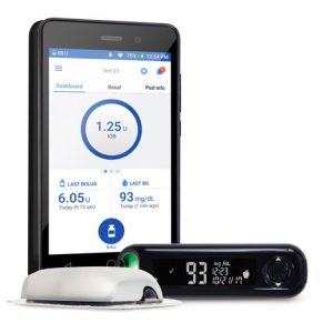 Új Omnipod inzulinpumpa rendszer került forgalomba - Omnipod Dash