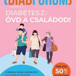 """Diabfórum magazin – 2019/4 – """"Óvd a családod!"""""""