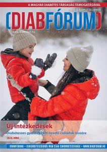 """Diabfórum magazin - 2019/5 – """"Cukrosmadzag"""" - A cukorbetegség gyógyítása"""