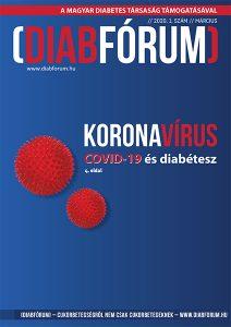 "Diabfórum magazin – 2020/1 – ""COVID-19 – gyakorlati tanácsok"""