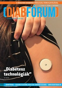 DiabFórum magazin – 2020/4 – "Diabétesz technológiák"