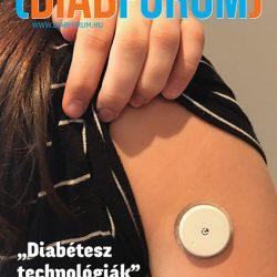 "DiabFórum magazin – 2020/4 – ""Diabétesz technológiák"""
