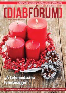 """DiabFórum magazin – 2020/5 – """"A telemedicina lehetőségei"""""""