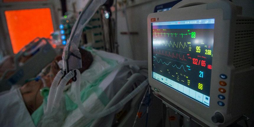 Miért magas a halálozás a lélegeztetett koronavírusos betegek körében?