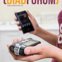 """DiabFórum magazin – 2021/2 – """"Az 1-es típusú diabétesz jövője"""""""