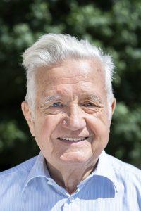 Dr. Fövényi József, orvos-főszerkesztő
