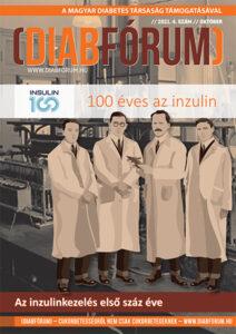"""DiabFórum magazin – 2021/4 – """"100 éves az inzulin"""""""